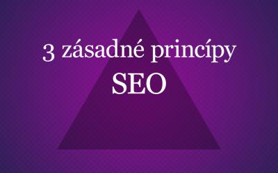 SEO pyramída: 3 princípy optimalizácie